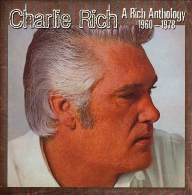 A Rich Anthology 1960-1978