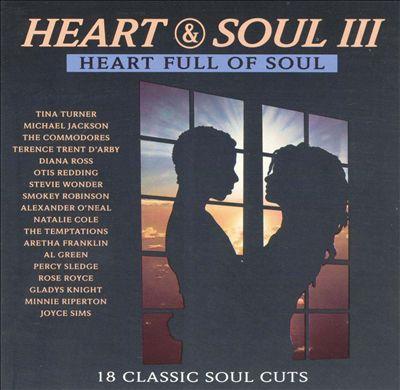Heart & Soul, Vol. 3: Heart Full of Soul