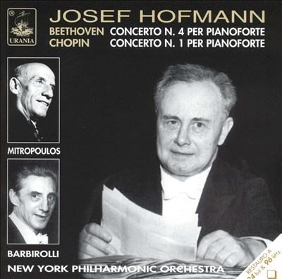Hofmann Interprets Beethoven & Chopin