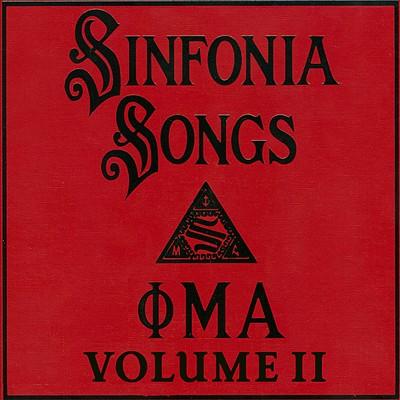 Sinfonia Songs Phi Mu Alpha, Vol. 2