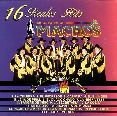 16 Reales Hits