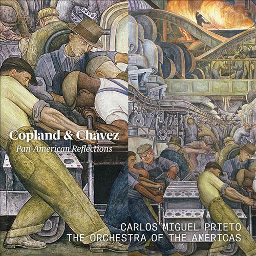 Copland & Chávez: Pan-American Reflections