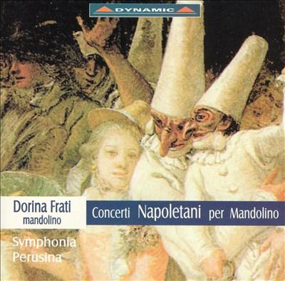 Concerti Napoletani per Mandolino