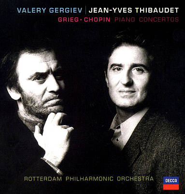 Grieg and Chopin: Piano Concertos