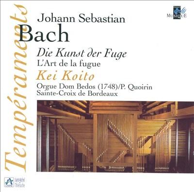 Bach: The Art of Fuge