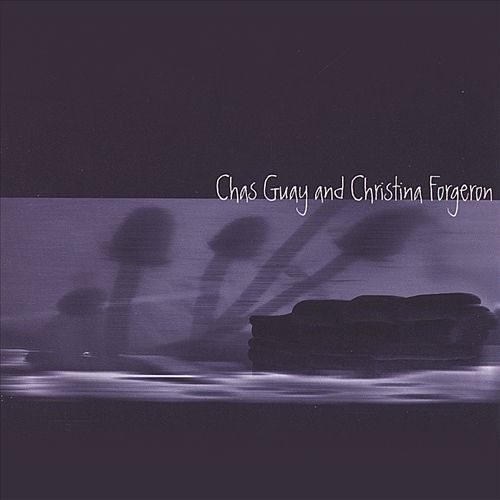 Chas Guay and Christina Forgeron