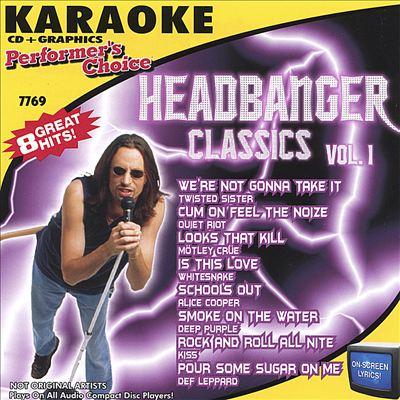 Headbanger Classics, Vol. 1