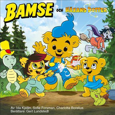 Bamse och Häxans Dotter