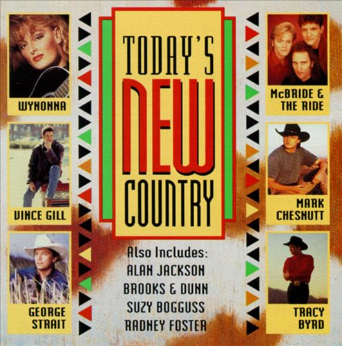 Today's New Country