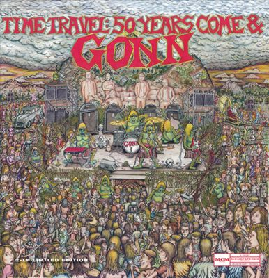 Time Travel: 50 Years Come & Gonn