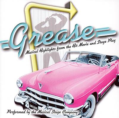 Grease: Musical Highlights from the Hit Movie and Stage Play
