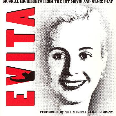 Evita: Musical Highlights from the Hit Movie and Stage Play