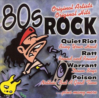 80's Rock, Vol. 1
