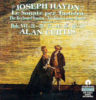 Haydn: The Keyboard Sonatas, Vol. 1