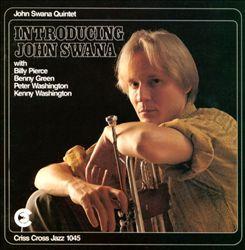 Introducing John Swana