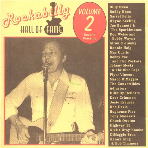 Rockabilly Hall of Fame, Vol. 2