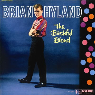 The Bashful Blonde