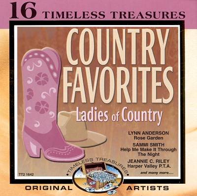 Country Favorites: Ladies of Country