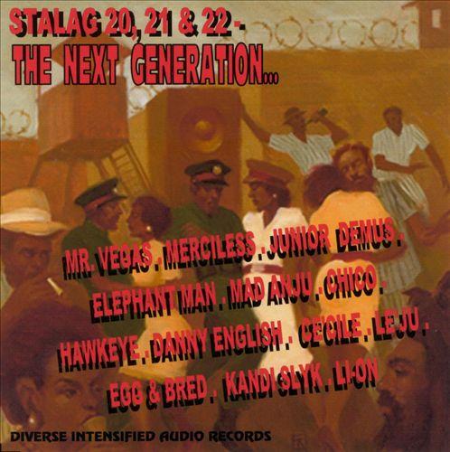 Stalag 20, 21 & 22