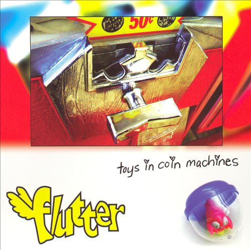 Toys in Coin Machines
