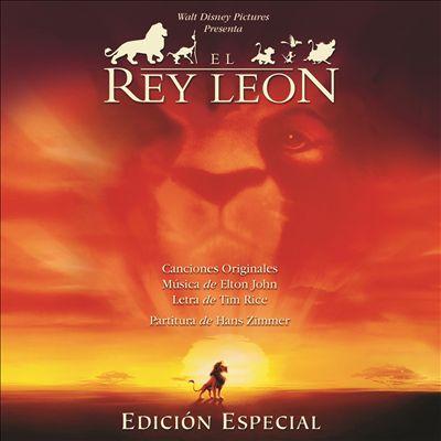 El Rey Leon [Musica Original de la Pelicula]