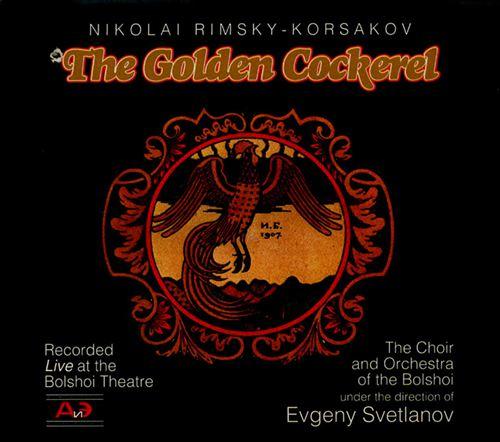 Rimsky- Korsakov: Le coq d'or