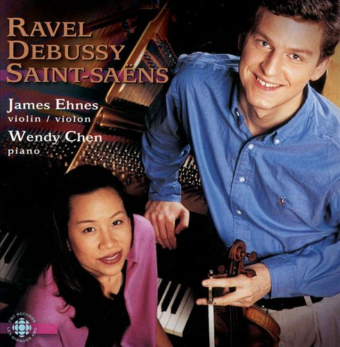 Ravel, Debussy, Saint-Saens: Works for Violin and Piano