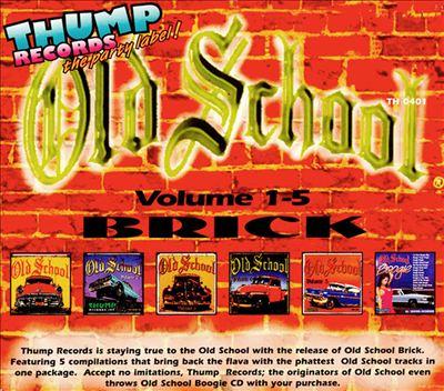 Old School, Vols. 1-5