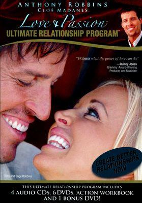 Love & Passion: Ultimate Relationship Program [DVD/CD]