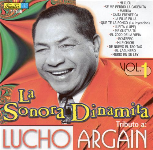 Tributo a Lucho Argain, Vol. 1