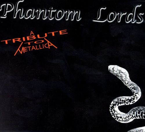 Phantom Lords: A Tribute to Metallica [German Import]