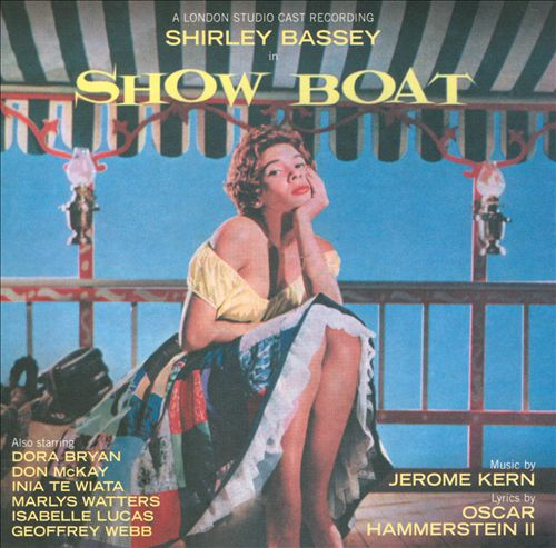 Show Boat [1959 London Studio Cast Recording]
