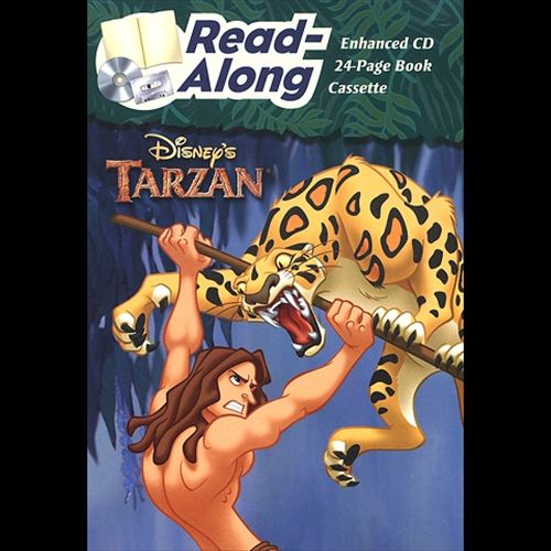 Tarzan [Read-Along]