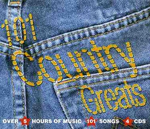 101 Country and Western Greats