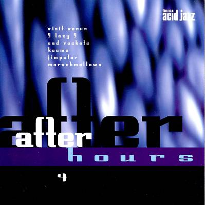 After Hours, Vol. 4