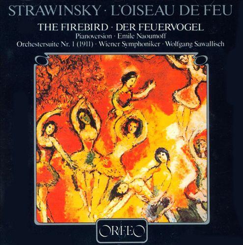 Stravinsky: Firebird Suites