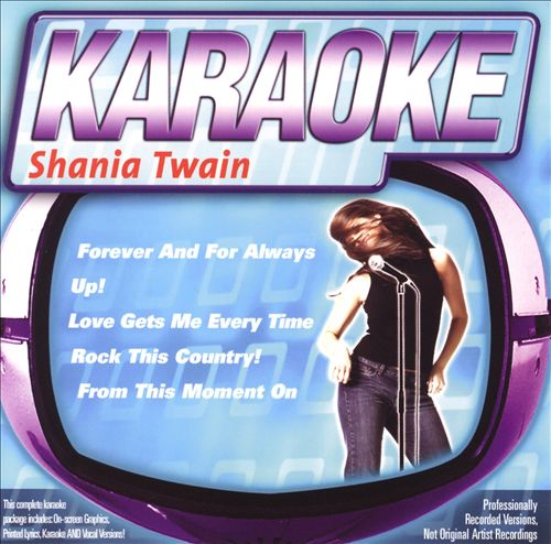 Songs by Shania Twain [Brentwood #2]