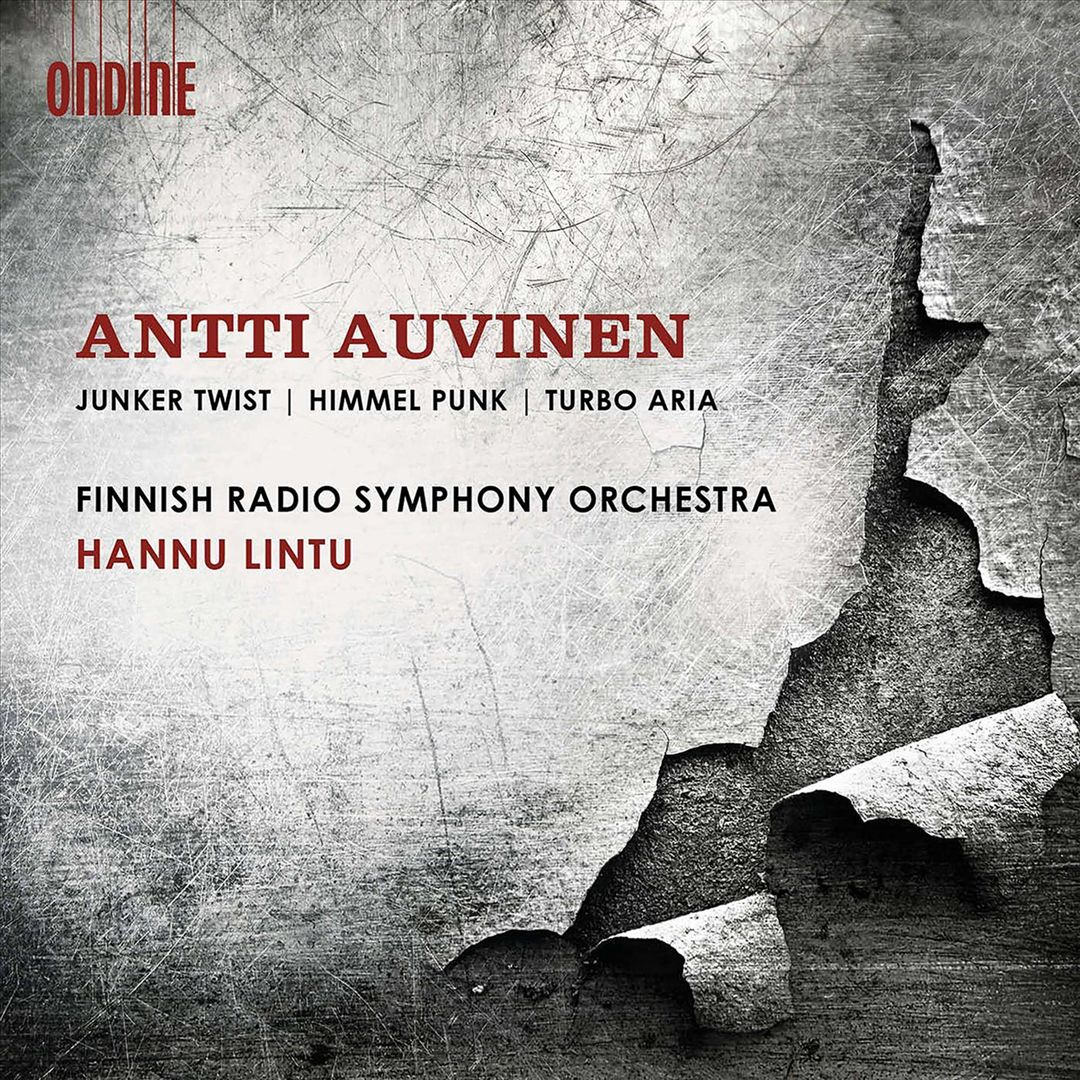 Antti Auvinen: Junker Twist; Himmel Punk; Turbo Aria