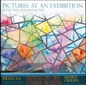 Pictures at an Exhibition: Reflected and Refracted