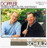 Doppler: Works for 2 Flutes and Piano