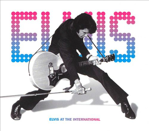 Elvis at the International