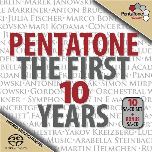 PentaTone: The First 10 Years