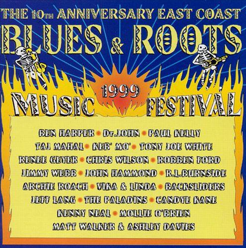 East Coast Blues Fest 1999