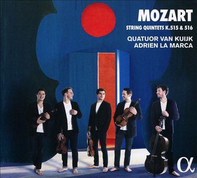 Mozart: String Quintets K.515 & 516