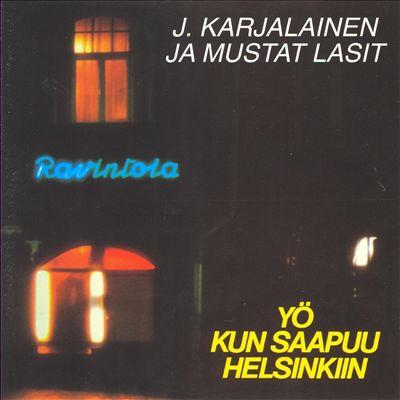 Yö Kun Saapuu Helsinkiin