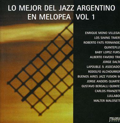Lo Mejor del Jazz Argentino Vo