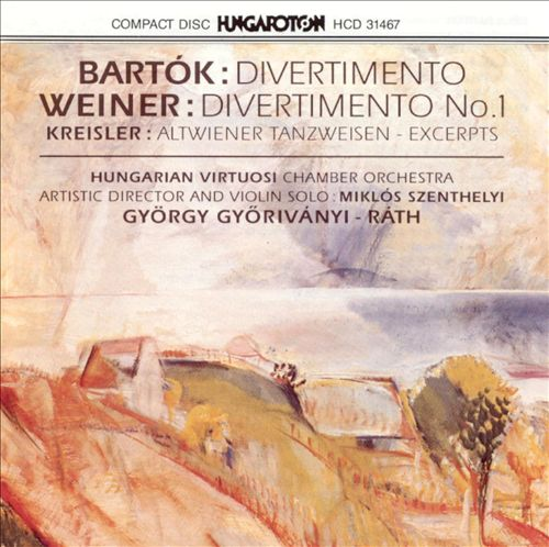 The Hungarian Virtuosi Perform Bartok, Weiner and Kreisler