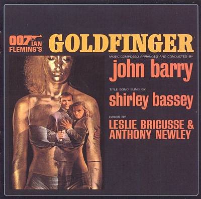Goldfinger [Original Motion Picture Soundtrack]