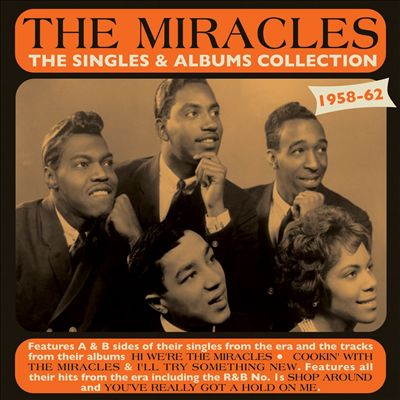 The Singles & Allbum Collection 1958-62