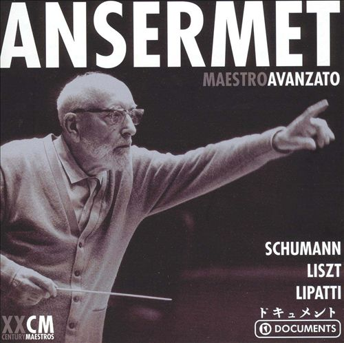 Maestro Avanzato: Schumann, Liszt, Lipatti